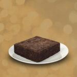 Torta Envinada con Fondo crema