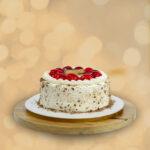 Torta de Fresa con Fondo