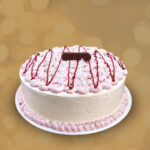 Torta veteada 2 con Fondo crema