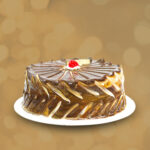 Marquesa de Chocolate con Fondo crema